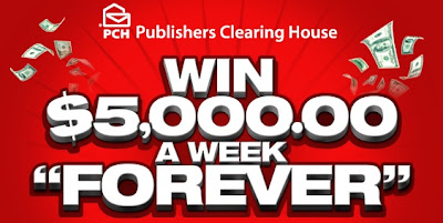 YOU SPEND YOUR WINNINGS IF YOU WON THE PUBLISHERS CLEARING HOUSE