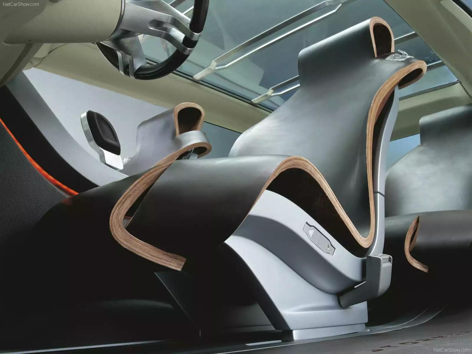 Hình ảnh xe ô tô Land Rover Range Stormer Concept 2004 & nội ngoại thất