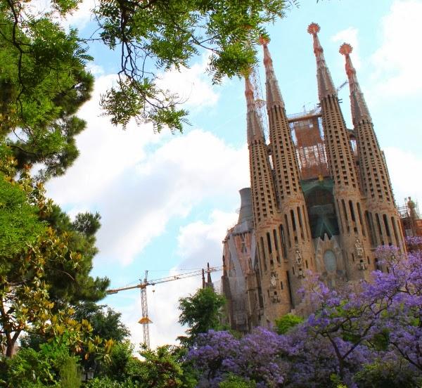 Barcelona Wakacje