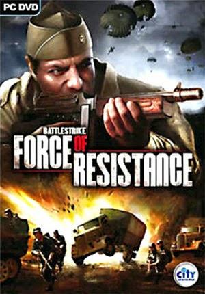 Battlestrike Force Of Resistance Game