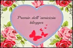 "6º y 8º Premios ""Dell'amicizia blogger"""
