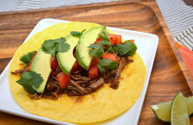 Test Kitchen: Beef Barbacoa Tacos