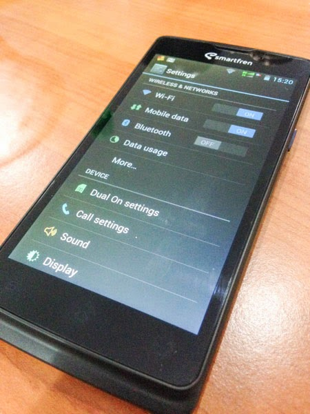 Cara Root dan Unroot Android Andromax i2
