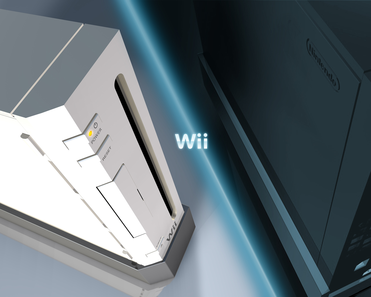 The Nintendo Wii Wallpaper by latinoheat445 on DeviantArt