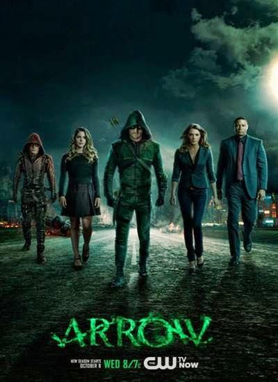 Arrow 3 Temporada Completa 720p HD