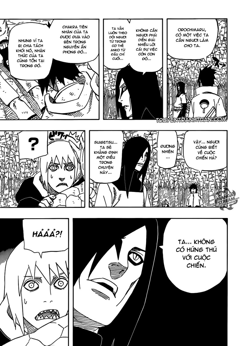 Naruto - Chapter 593 - Pic 8