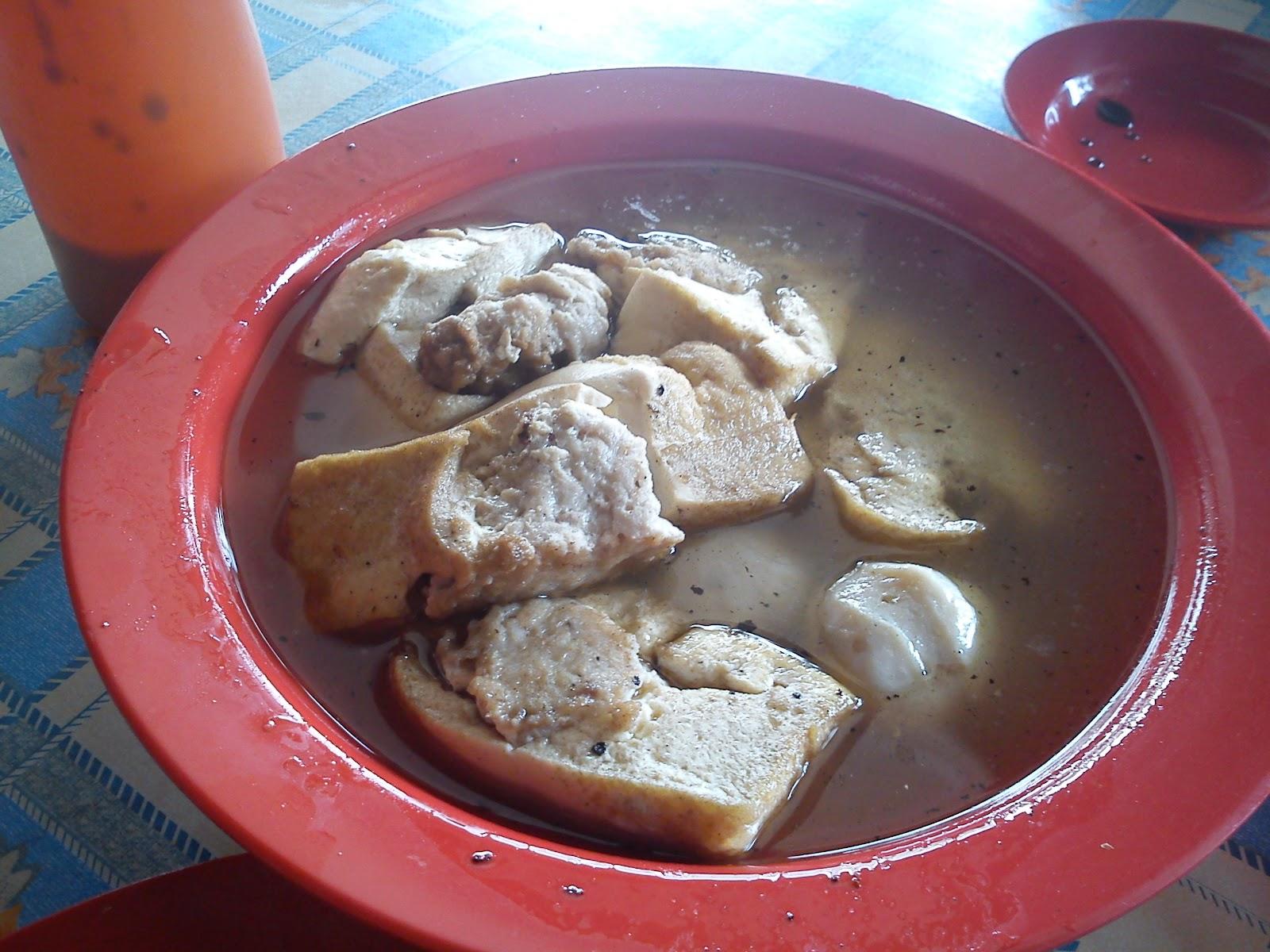 Yong tau foo jalan peel cheras worldwindows for Can i eat fish everyday