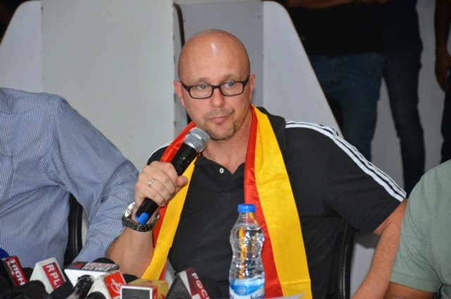 Eelco Schattorie appointed as East Bengal Head Coach