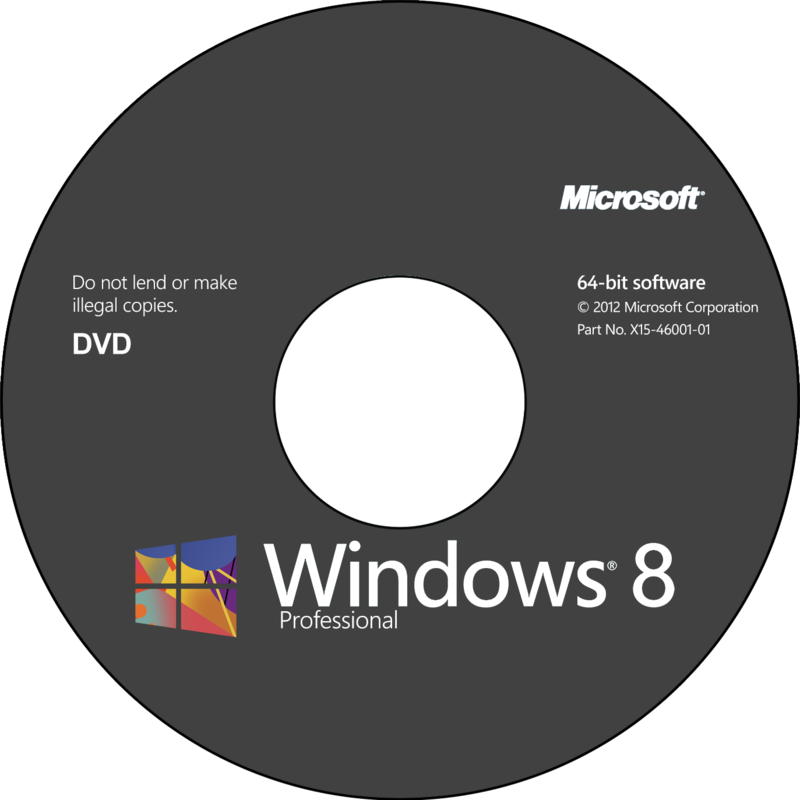 Windows 8.1 DVD-Cover