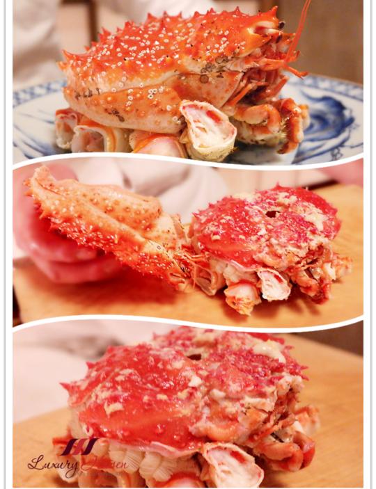 akasaka kitafuku alaskan red king crab paralithodes camtschaticus