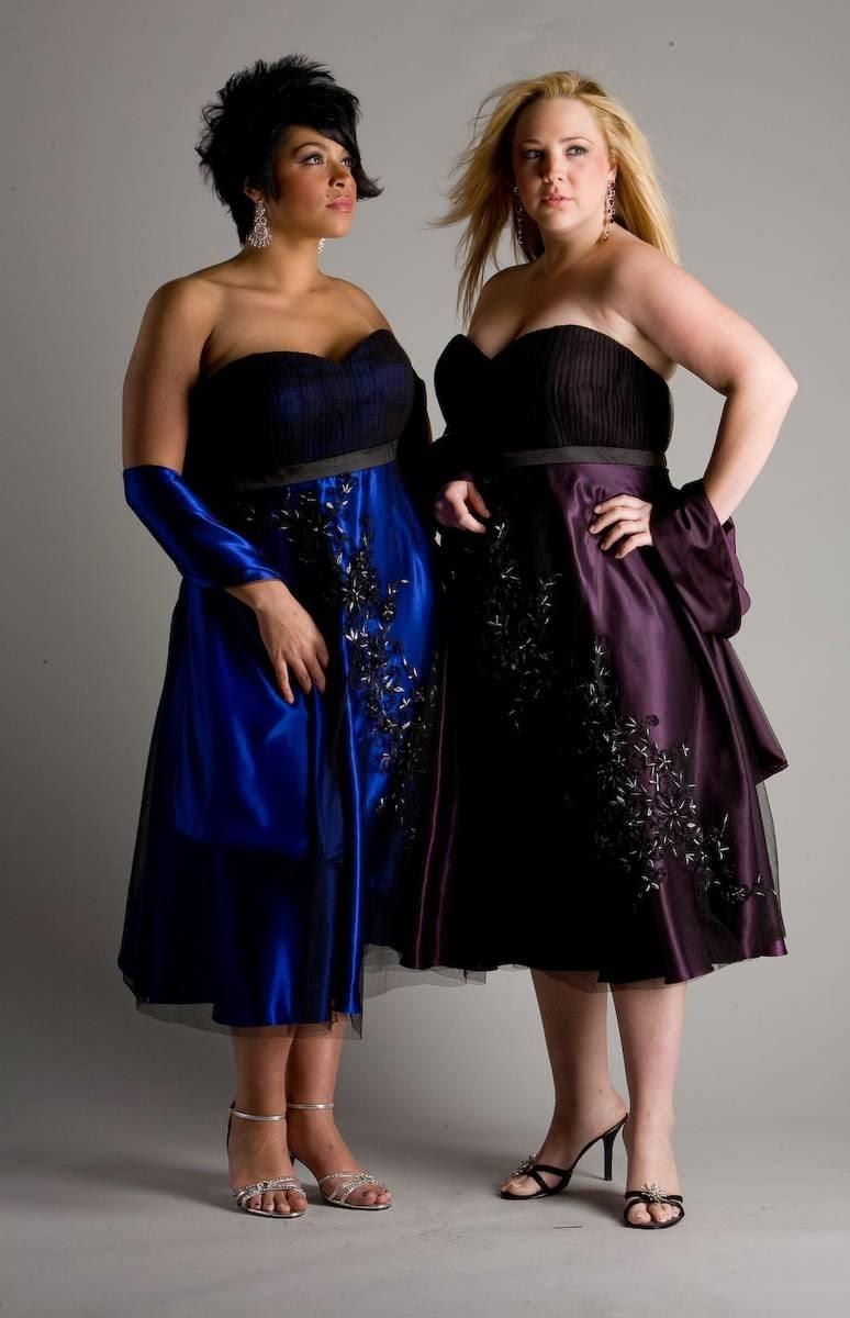 atractivos vestidos de fiesta para jvenes gorditas tendencias
