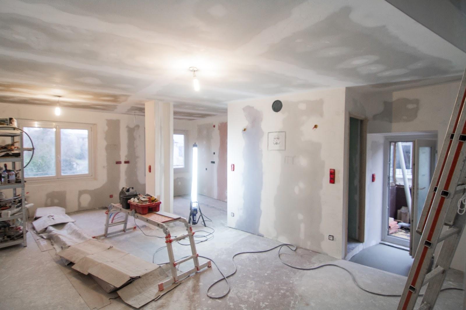 R novation de ma maison - Renovation maison 1930 ...