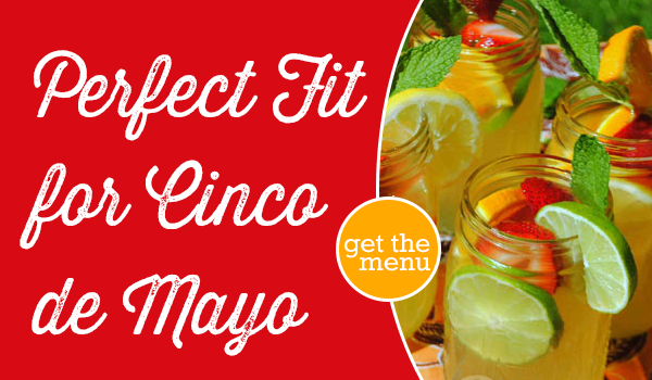Cinco de Mayo full menu from @eMeals