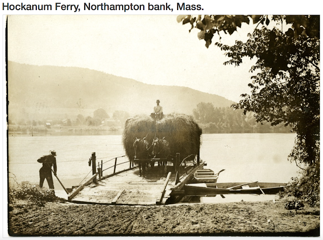 hockanum road ferry 1900