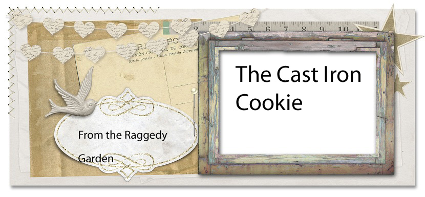 The Cast Iron Cookie
