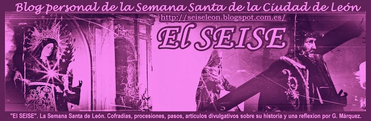 Semana Santa de León. El Seise