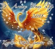 Arany Főnix díj - 2011 (Harry Potter fanfictions)