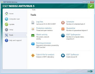 ESET NOD32/ Smart Security 5.2.15 Full