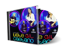 Especial - Ivete Gil e Caetano