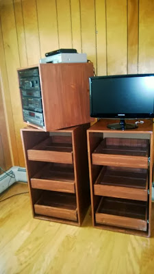 cabinet for audio enjoyment