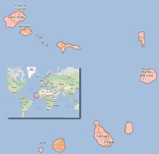 """""""Trasferirsi"""" a Capo Verde"""