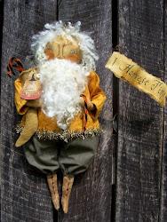 Harvest Santa