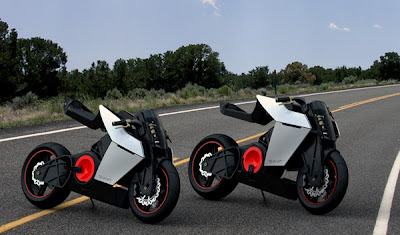 motor bike - electrik motorcycle - shavit