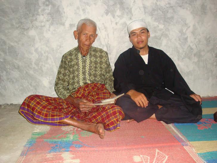 Bersama Guru Tercinta