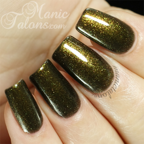 Revel Nail Gel Polish Incline Swatch