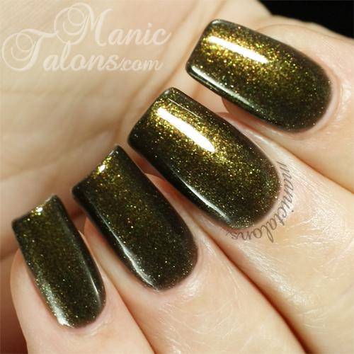 Revel Nail Gel Polish Incline Swatch