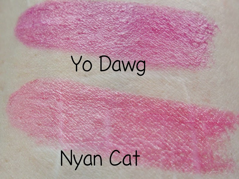 Shiro Yo Dawg Nyan Cat Swatch