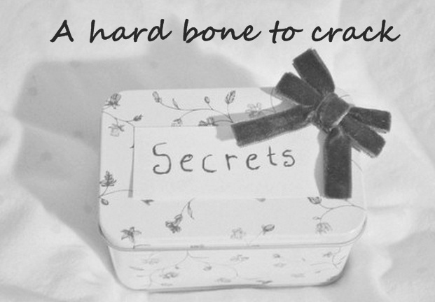 A hard bone to crack