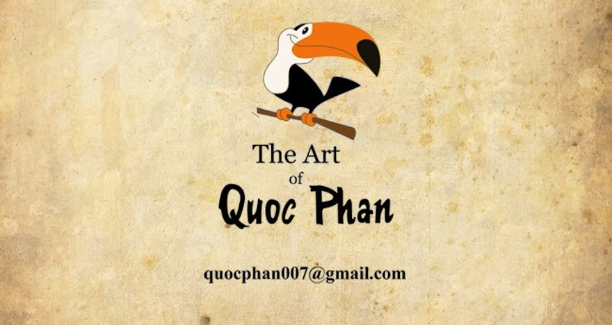 The Art of Quoc Phan