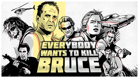everybody wants to kill bruce