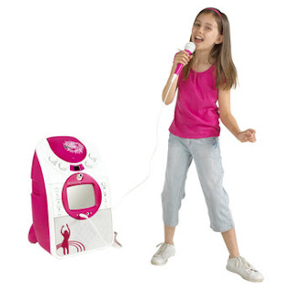 Kids-Karaoke-Machine