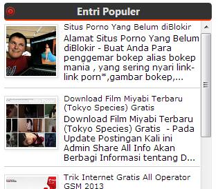 popular+post Cara Mudah Membuat Scroll pada Popular Post