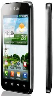 LG Optimus Black P970 User Manual Guide