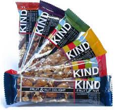 Kind Snack Bar