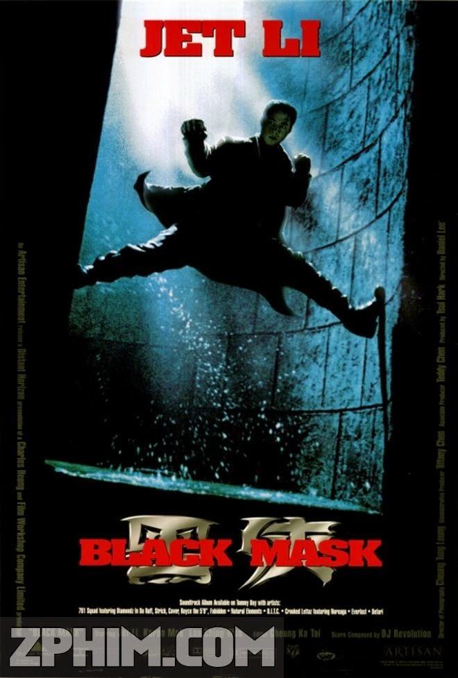 Hắc Hiệp - Black Mask (1996) Poster