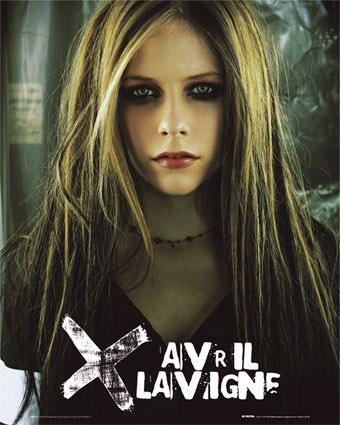 Avril Lavigne I'm with You