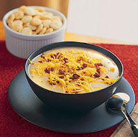 Food For Thought Loaded Baked Potato Chowder