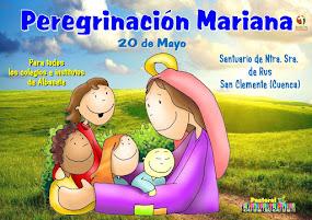 Peregrinación MARIANA