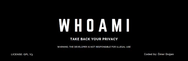 Kali-Whoami – A Privacy Tool Developed To Keep You Anonymous On Kali Linux At The Highest Level
