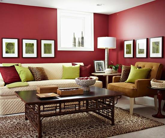 Pareti Bordeaux E Beige : Colore pareti bordeaux: parete attrezzata bordeaux colori per