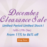 Homeshop18 December Clearance Sale Offer at Flat 11% to 86% OFF on All Products (valid Today Only) : BuyToEarn