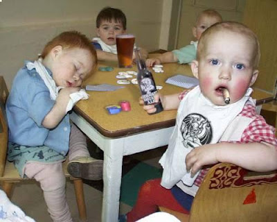 Funny picture of children - Funny image of children
