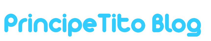 PrincipeTito Blog