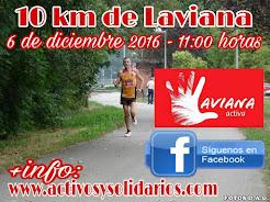 10 KM DE LAVIANA