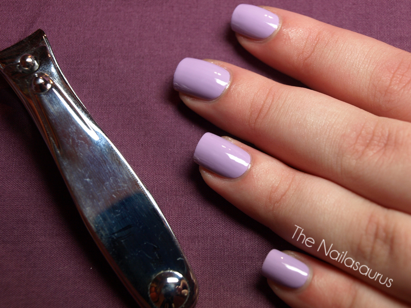 How I Trim and Shape My Nails - The Nailasaurus | UK Nail Art Blog