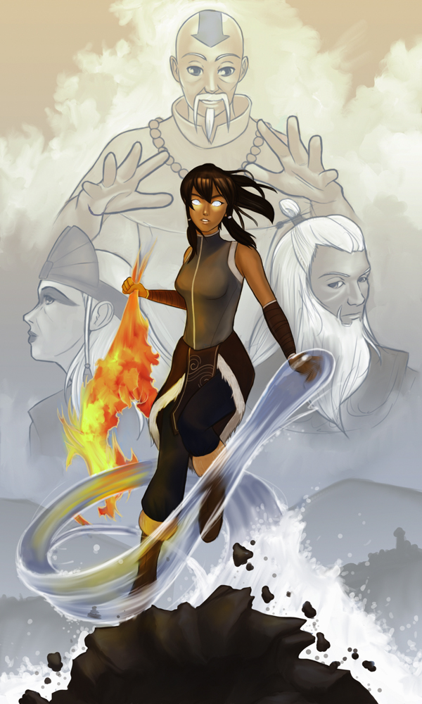 Televisi on series of avatar the last airbender legend of aang